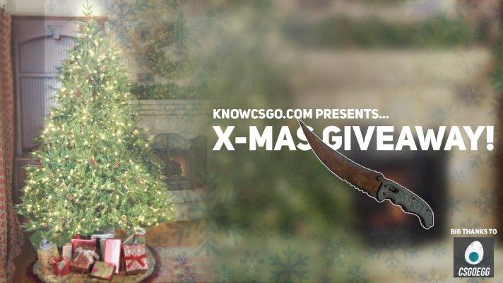 XMas Giveaway